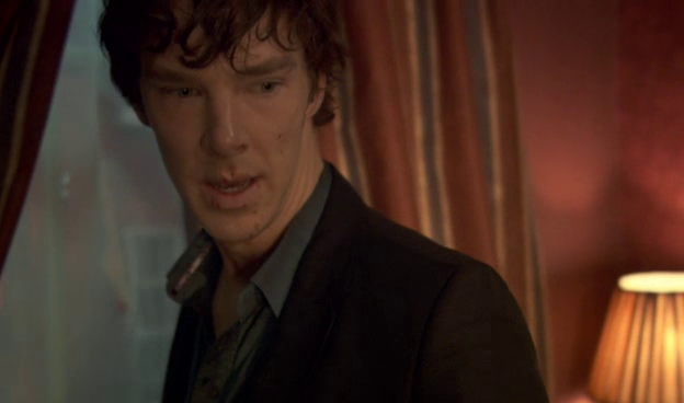 sherlock s01e03 dailymotion