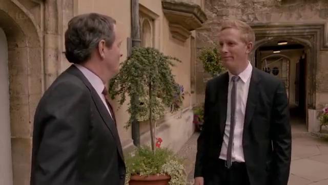 Previously on Lewis : The Ramblin' Boy .