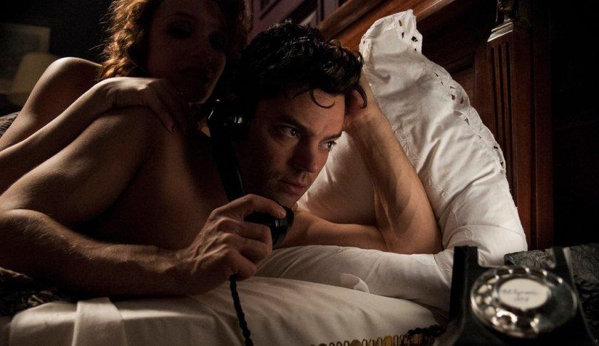 Dominic Cooper as Ian Fleming