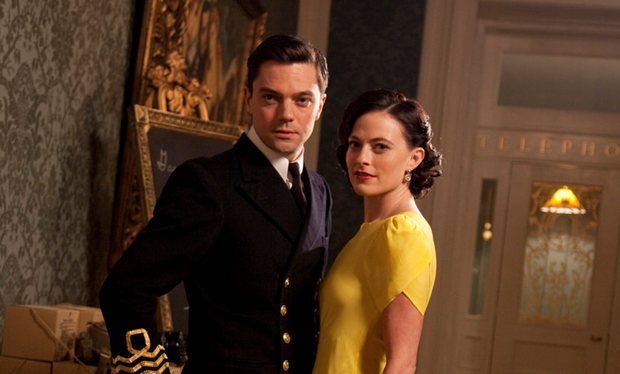 Cooper and Pulver in Fleming: The Man Who Would Be Bond