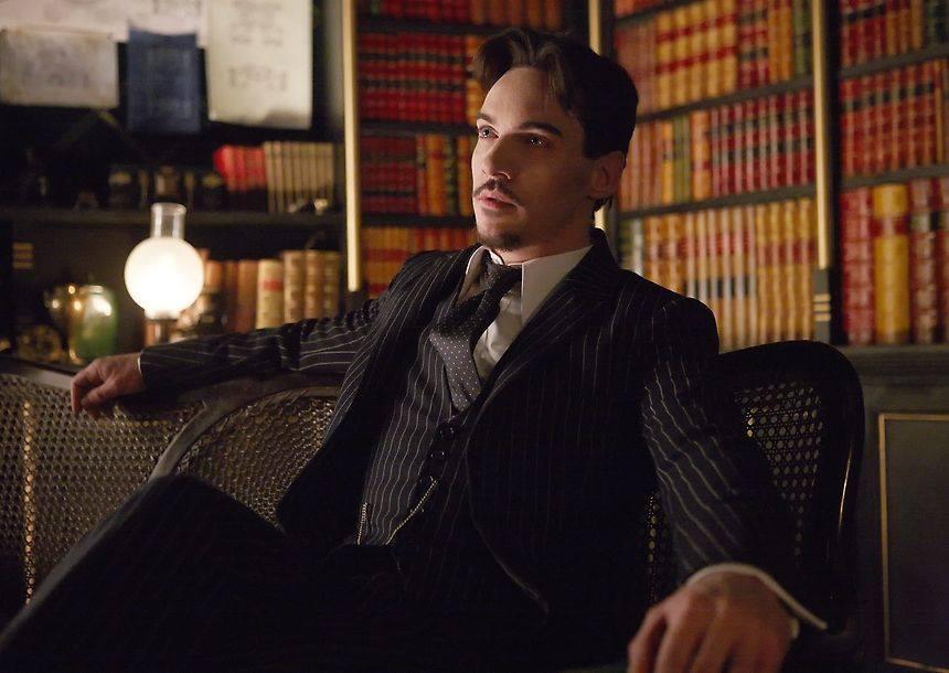 Jonathan Rhys Meyers as Dracula as Alexander Grayson