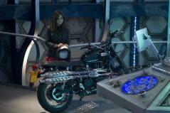 thedayofthedoctor clara + bike