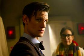 thedayofthedoctor eleven and scarf