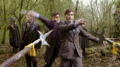 thedayofthedoctor three doctors