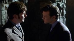 thedayofthedoctor two doctors