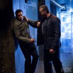 Dorian (Michael Ealy) defusing a dangerous situation