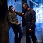 Dorian (Michael Ealy) defusing a dangerous situation