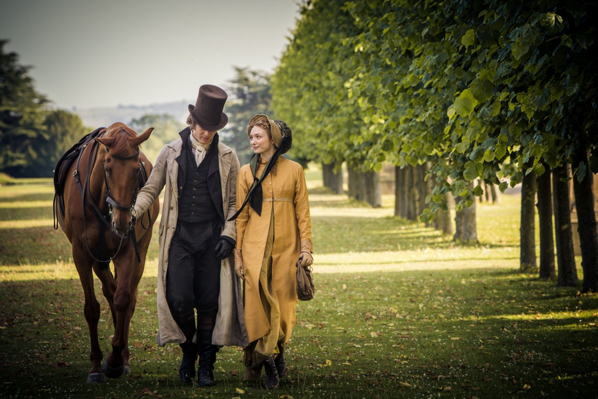 Georgiana Darcy and Henry Alveston