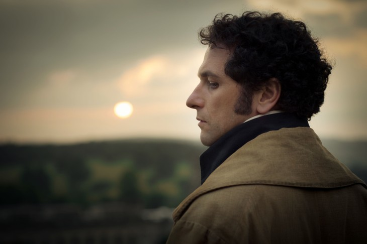 Matthew Rhys as Mr Darcy. No, not Mark, the other one.