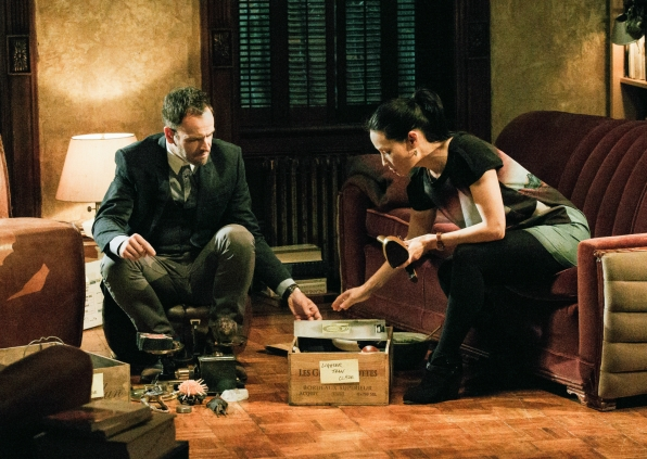 Sherlock and Joan (and Clyde)