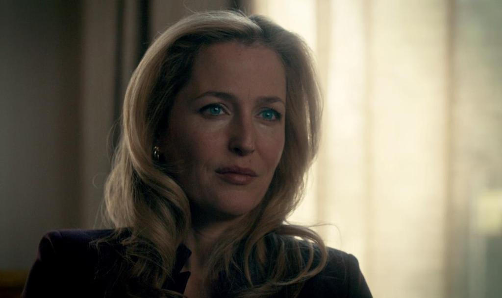 Gillian Anderson as Bedelia Du Maurier