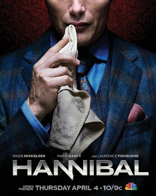 Hannibal Season 1 promo/DVD cover