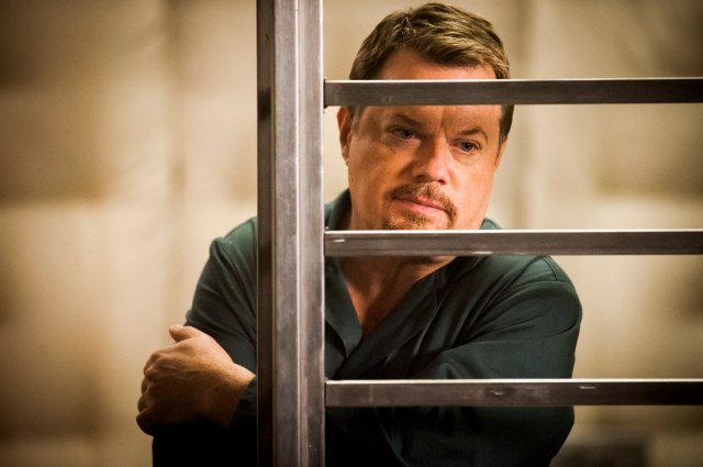 Dr Gideon (Eddie Izzard) thinks he's the Chesapeake Ripper