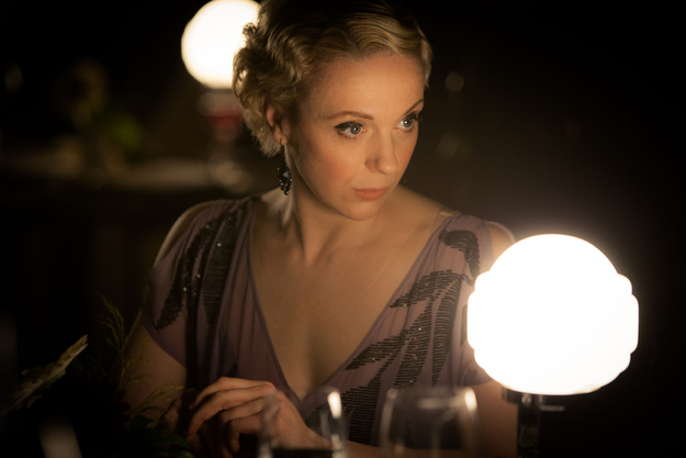 Amanda Abbington as Mary Morstan, John's fiancée