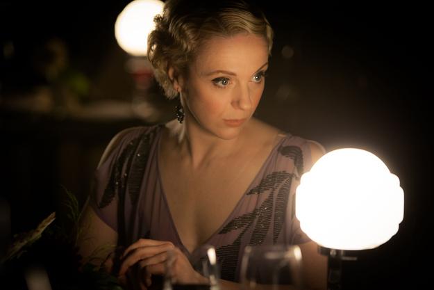 Amanda Abbington as Mary Morstan, John's fiancée