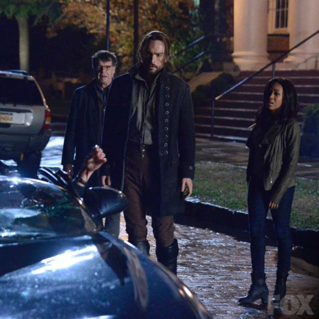 Henry, Ichabod, and Abbie