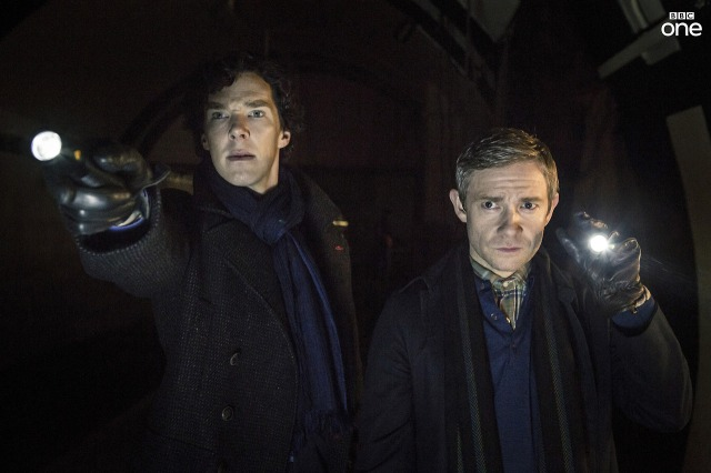 Sherlock and John investigate the terrorist threat on Parliament