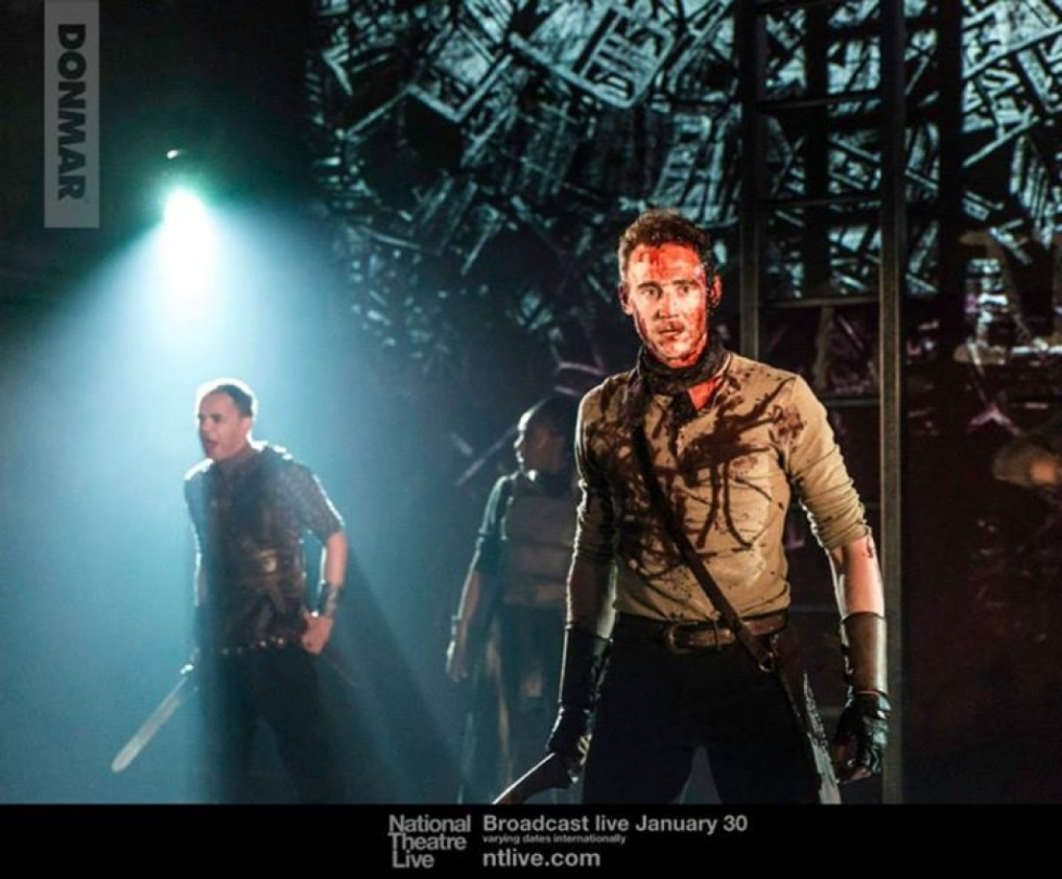 Coriolanus after the battle in Corioles