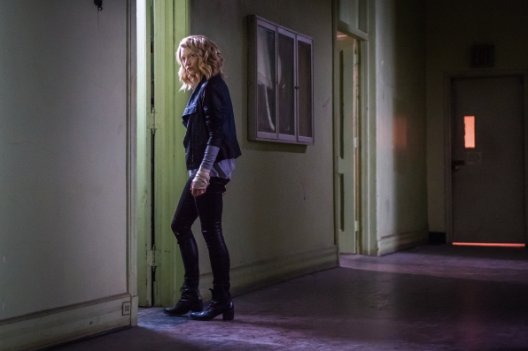 Natalie Dormer returns as Moriarty