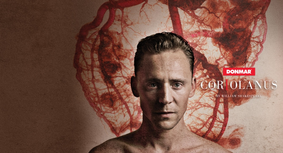 Donmar Warehouse: Coriolanus