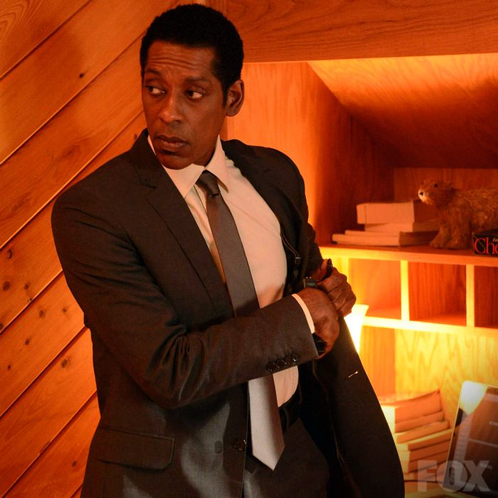 Captain Irving (Orlando Jones)