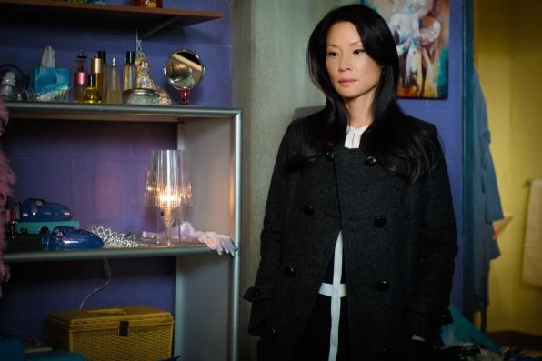 Lucy Liu as Dr Joan Watson