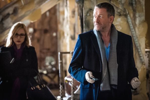 Gareth Lestrade and Miss Truepenny