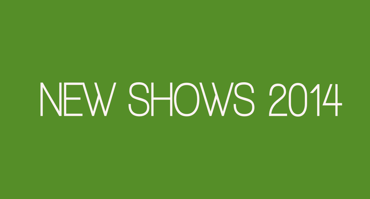 new shows on network tv in 2014