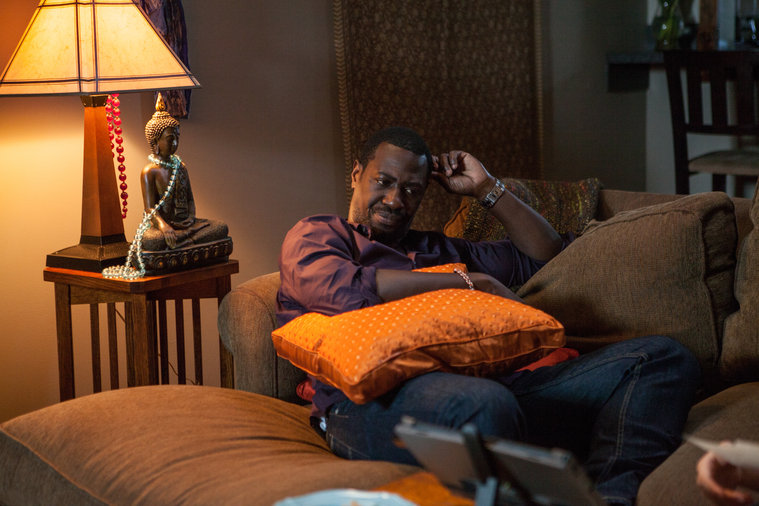 Jacky Ido plays Leo Romba on Taxi Brooklyn