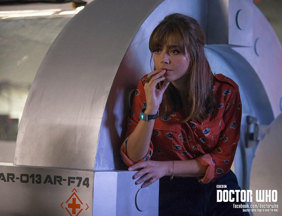 Clara just before being shrunk