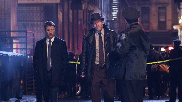 Gotham pilot, Gordon and Bullock