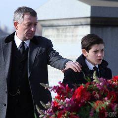 Sean Pertwee plays Alfred Pennyworth, now guardian to Bruce Wayne