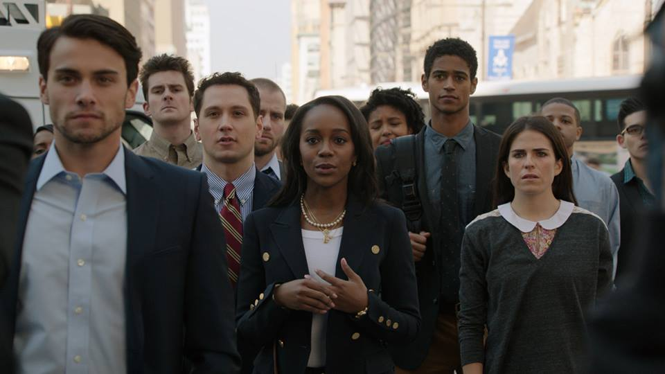 How to Get Away with Murder — the top students.