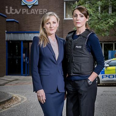 Janet Scott and Rachel Bailey, ITV drama