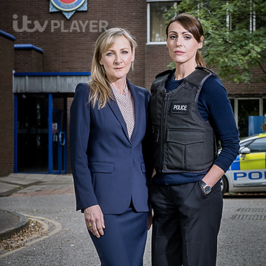 Janet Scott and Rachel Bailey, ITV drama
