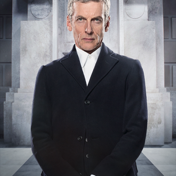 Peter Capaldi plays the Twelfth Doctor