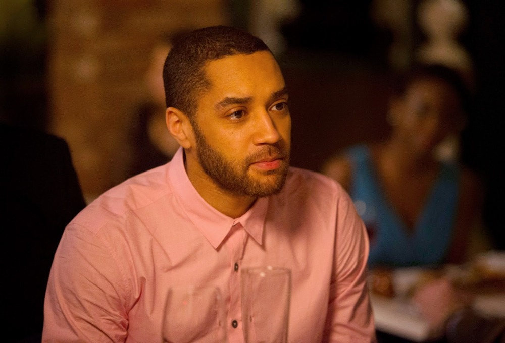 Danny Pink, played by Samuel Anderson