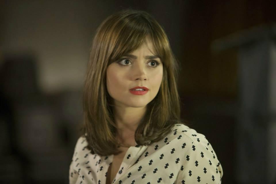 Jenna Coleman plays Clara Oswald