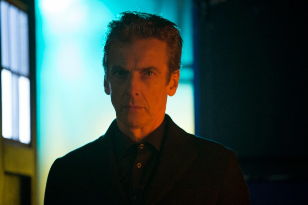 The Doctor in Time Heist.
