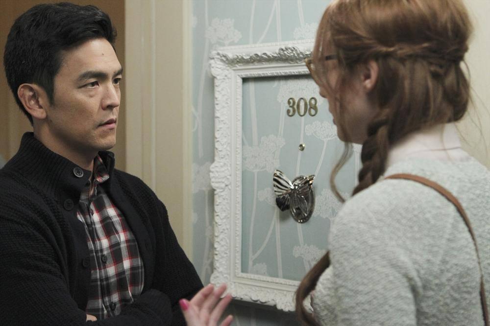 John Cho and Karen Gillan star in SELFIE