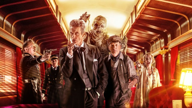 The Mummy on the Orient Express