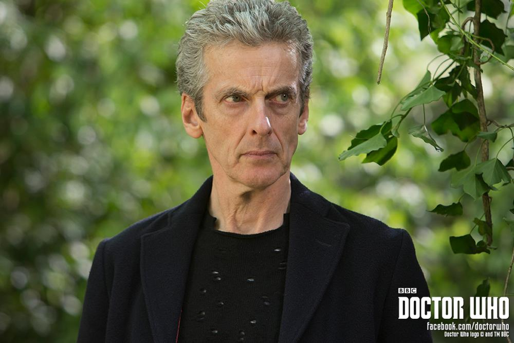 Peter Capaldi is the Doctor