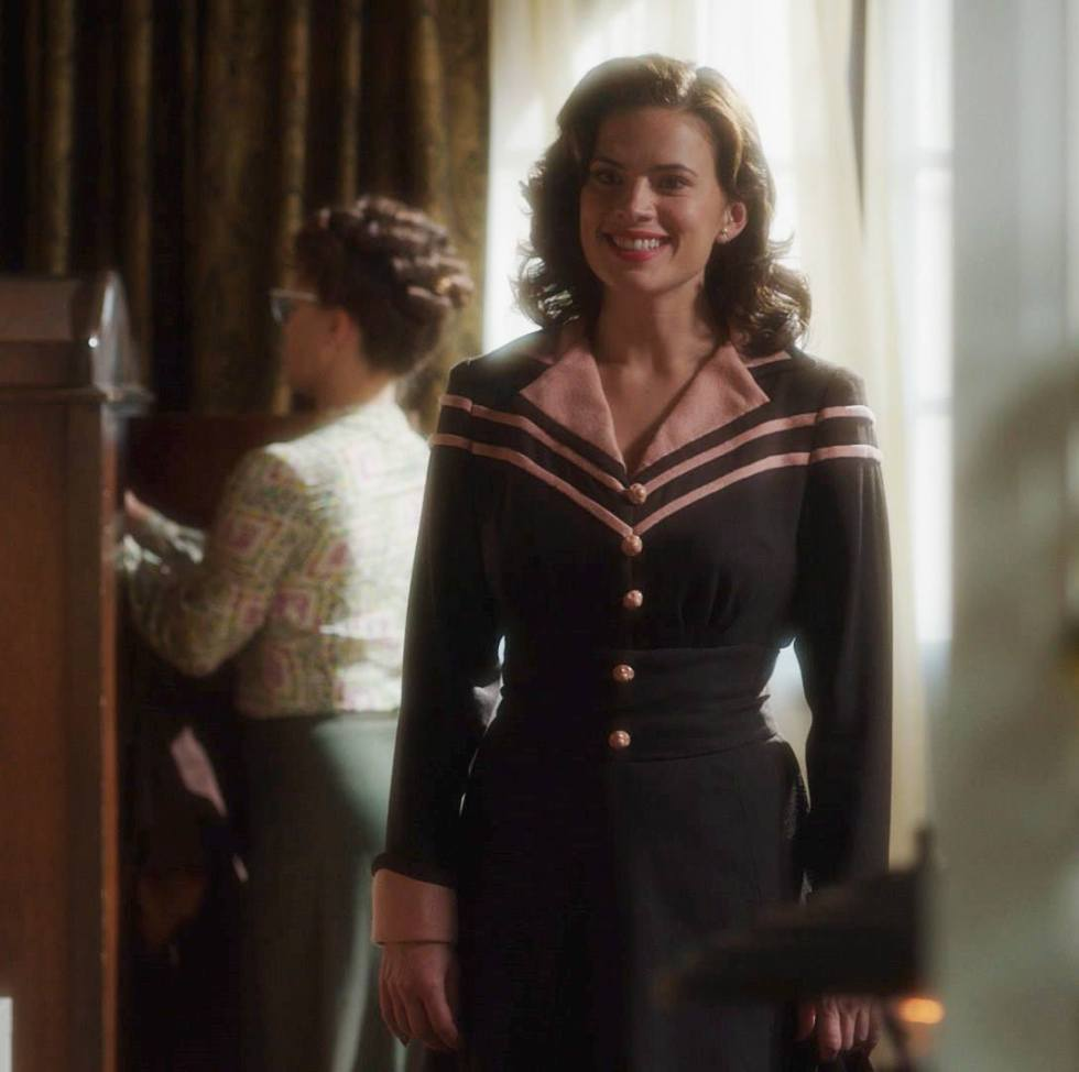 "Hayley Atwell in ""Bridge and Tunnel"""