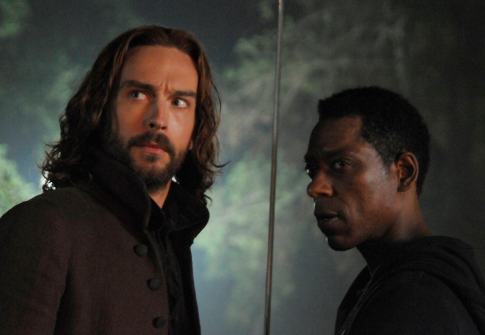 Ichabod and Irving