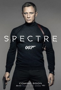 Daniel Craig in a promo pic for SPECTRE