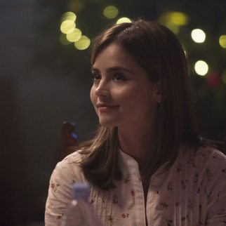 Jenna Coleman as Clara Oswald in Last Christmas