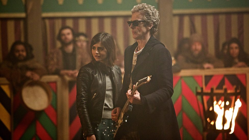 Throwback Thursday—Doctor Who Series 9: The Magician's Apprentice + The Witch'sFamiliar