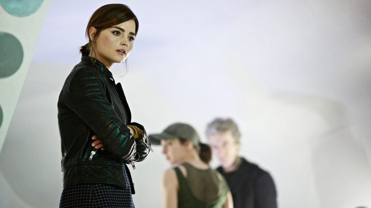 Doctor Who Under the Lake Clara 2