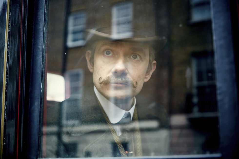 Sherlock The Abominable Bride John Watson carriage
