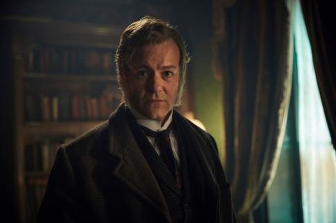 Sherlock The Abominable Bride Lestrade